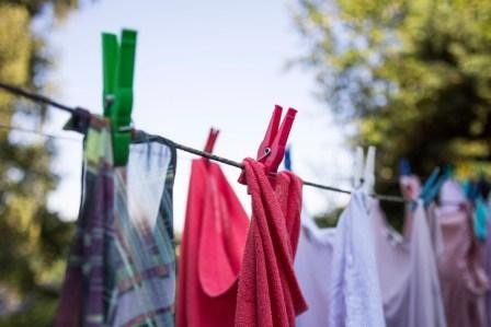 اليات غسيل الملابس الجاهزة