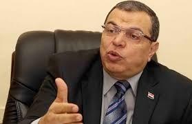 وزير القوى العاملة يفتتح منتجع أبو قير السياحى لنقابة الغزل والنسيج