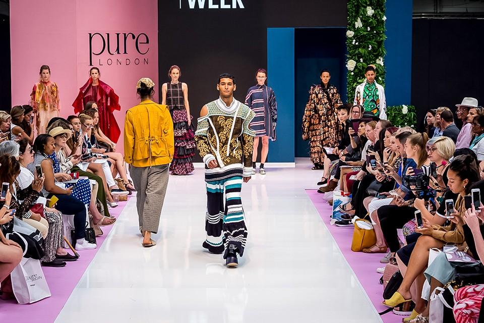 المجلس التصديري للغزل والملابس والمفروشات جارى اعداد المشاركة فى معرض  PURE LONDONيوليو المقبل
