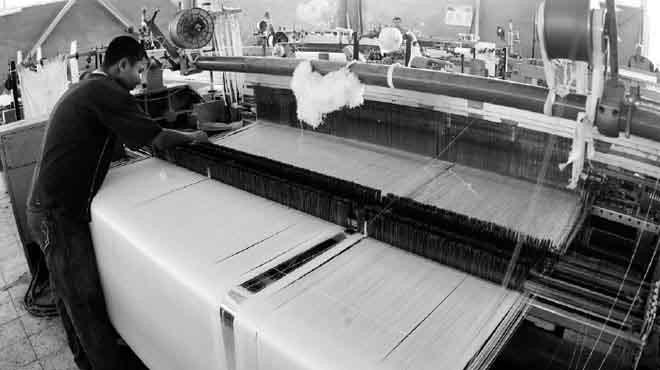 التصديرى للصناعات النسجية بدء تشغيل المرحلة الثالثة لوظيفتك جنب بيتك عقب عيد الفطر