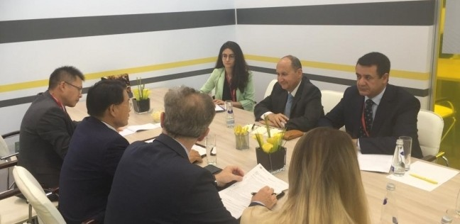 وزارة التجارة تبحث مع اليونيدو تطورات ادراج مصر ببرنامج التصنيع الشامل والمستدام