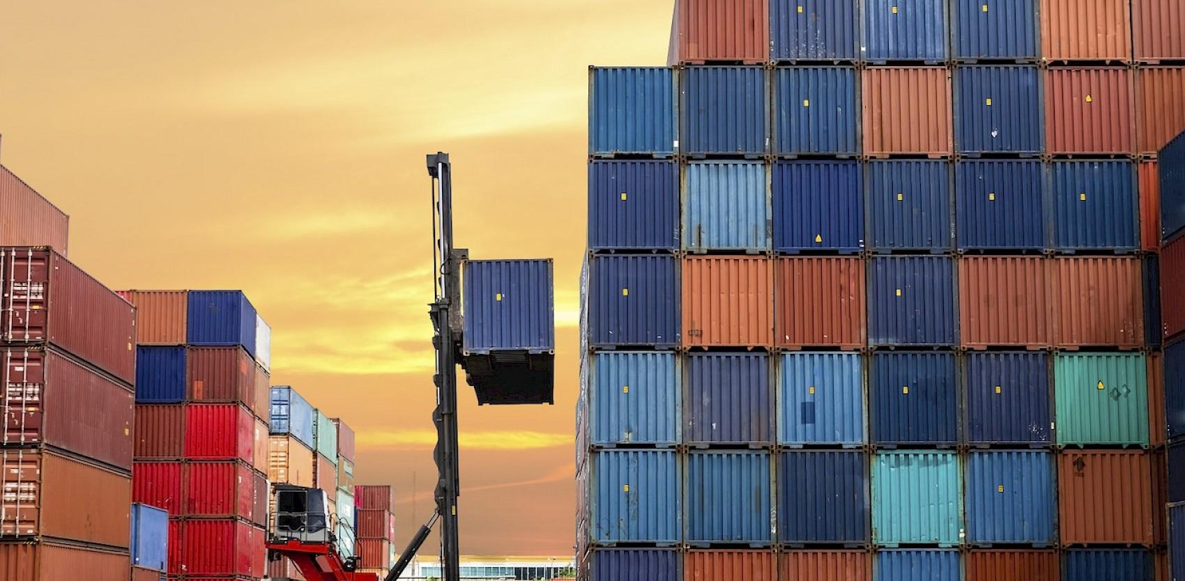 150.2 % زيادة في حجم الصادرات المصرية للأردن في الربع الأول