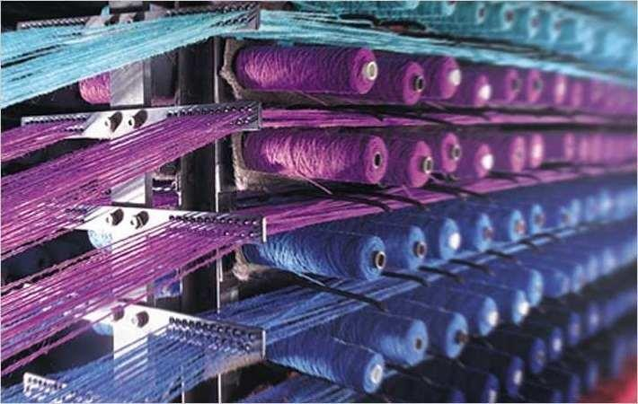 الابعاد الغائبة في صناعة الغزل والنسيج