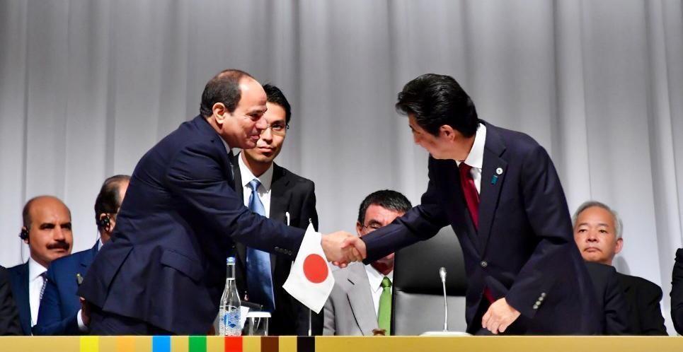 السيسي: مصر تمتلك الإمكانيات لتصبح محورا للصناعات اليابانية