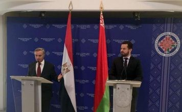 افتتاح منتدى الأعمال المصرى البيلاروسي بمشاركة عدد من رجال الأعمال