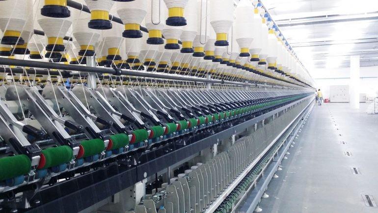 غزل المحلة تبدأ إنشاء أكبر مصنع لإنتاج الغزول فى العالم الشهر المقبل