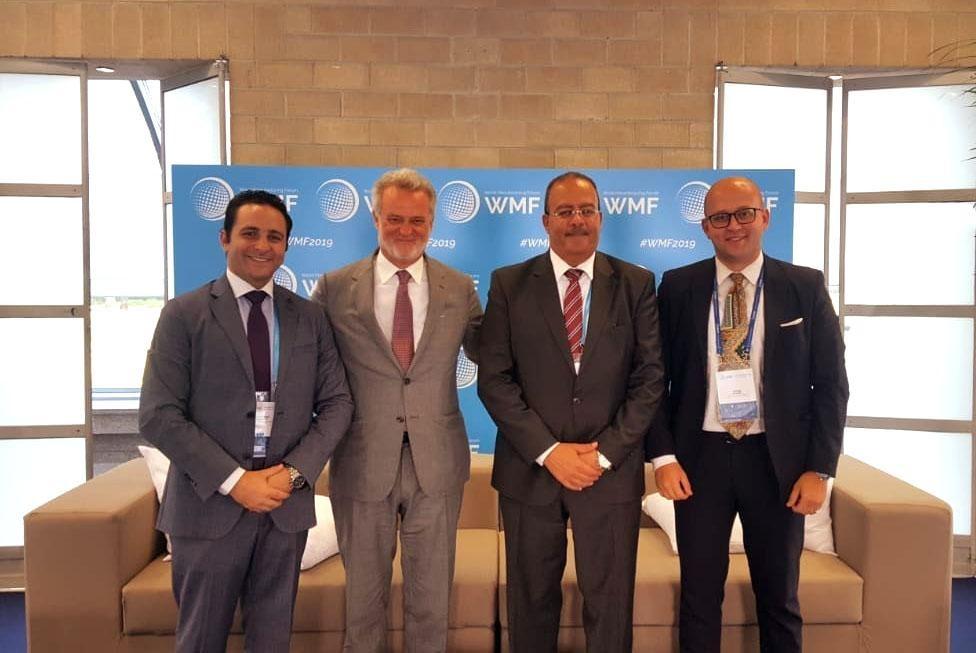 تطبيق الرقمنة الصناعية فى مصر على رأس اولويات خطة عمل وزارة التجارة والصناعة من خلال مشاركة مصر بفعاليات منتدى الصناعة العالمي في دورته الثامنة بإيطاليا