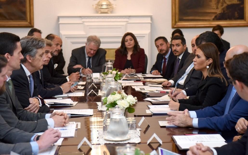 انعقاد المنتدى الأول للمستثمرين البريطانيين بحضور وزيرة الاستثمار و15شركة