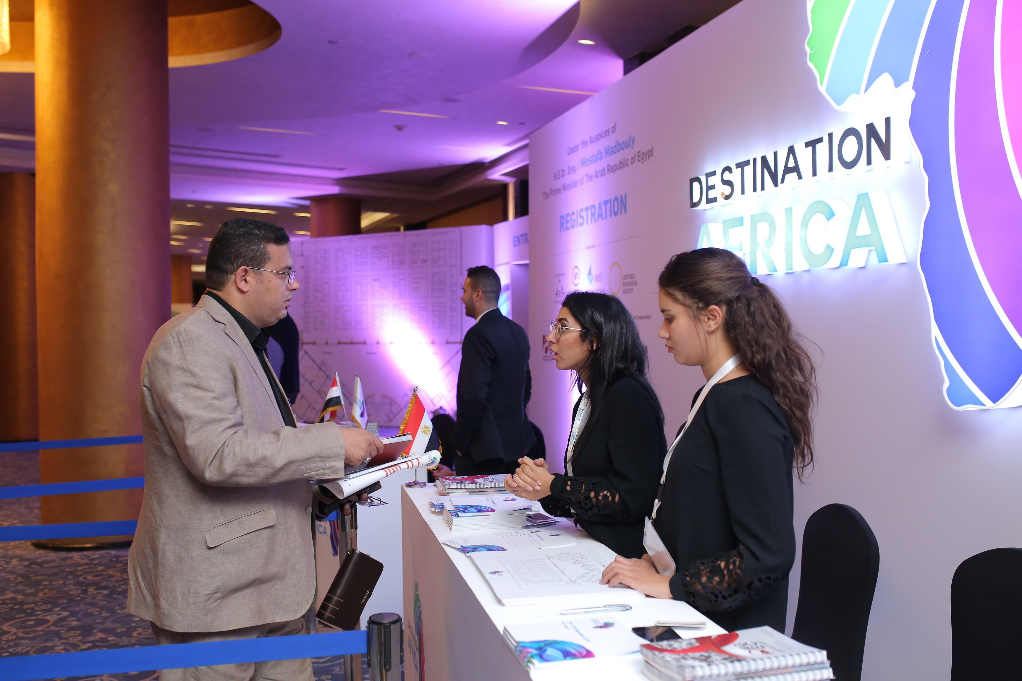 انطلاق فعاليات الدورة الرابعة للمعرض الدولي ديستنشن أفريقا السبت المقبل