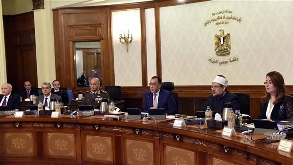 الحكومة توافق على مشروع قانون بشأن إنهاء المنازعات الضريبية
