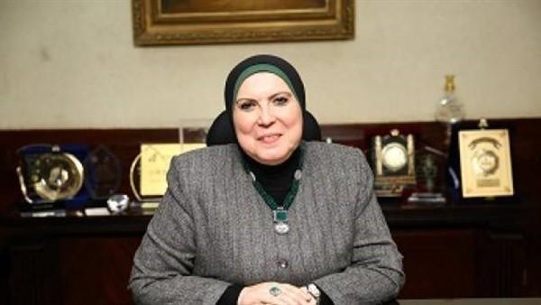 وزيرة التجارة تجدد لـ ربا جلال بمنصب الرئيس التنفيذى لتنمية الصادرات 6 أشهر