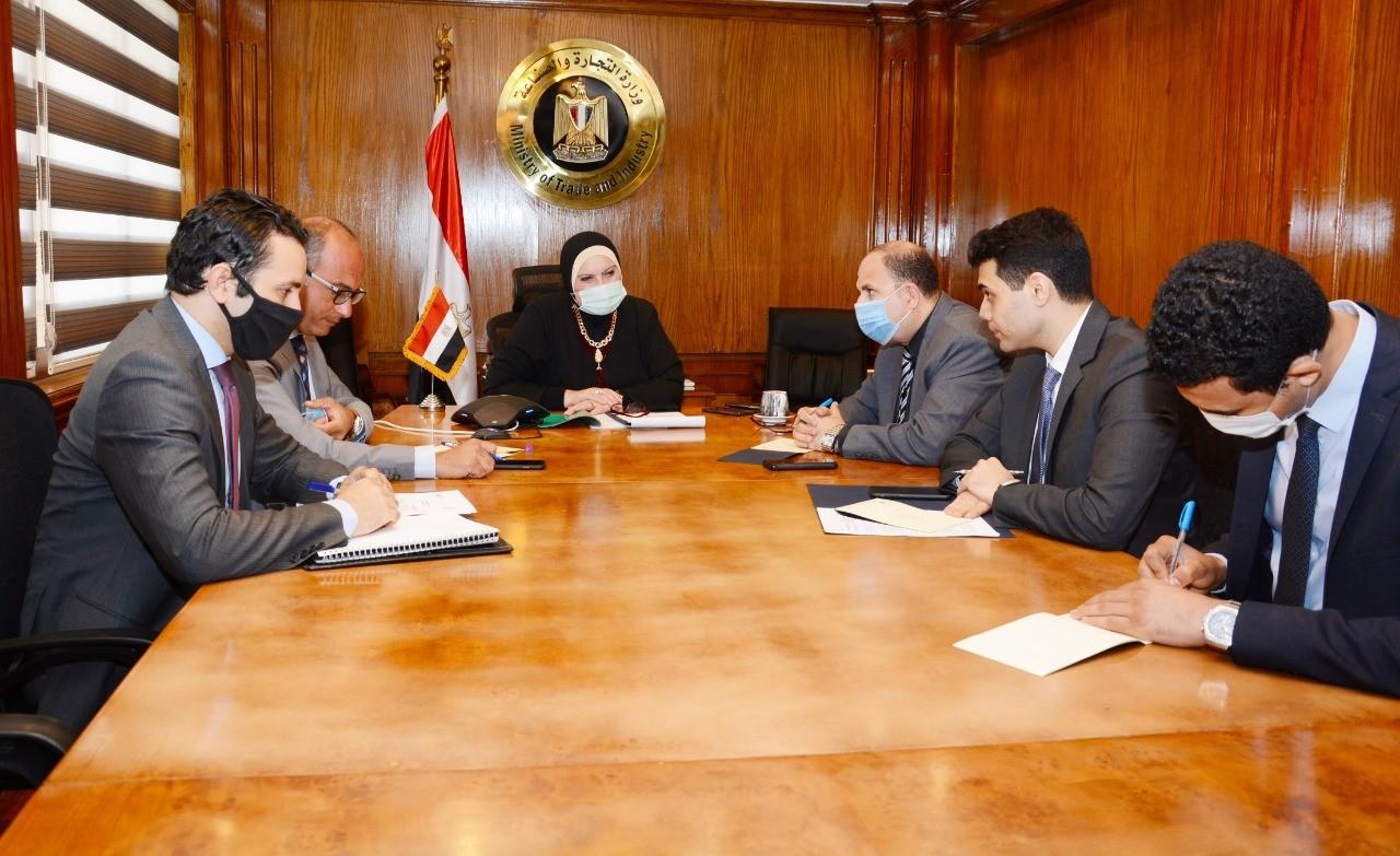 وزيرة الصناعة: الاستثمارات الصينية في مصر تسجل 7.2 مليار دولار