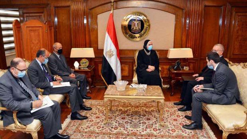 عقد الدورة الـ 13 للجنة المصرية الروسية للتعاون التجاري في نوفمبر