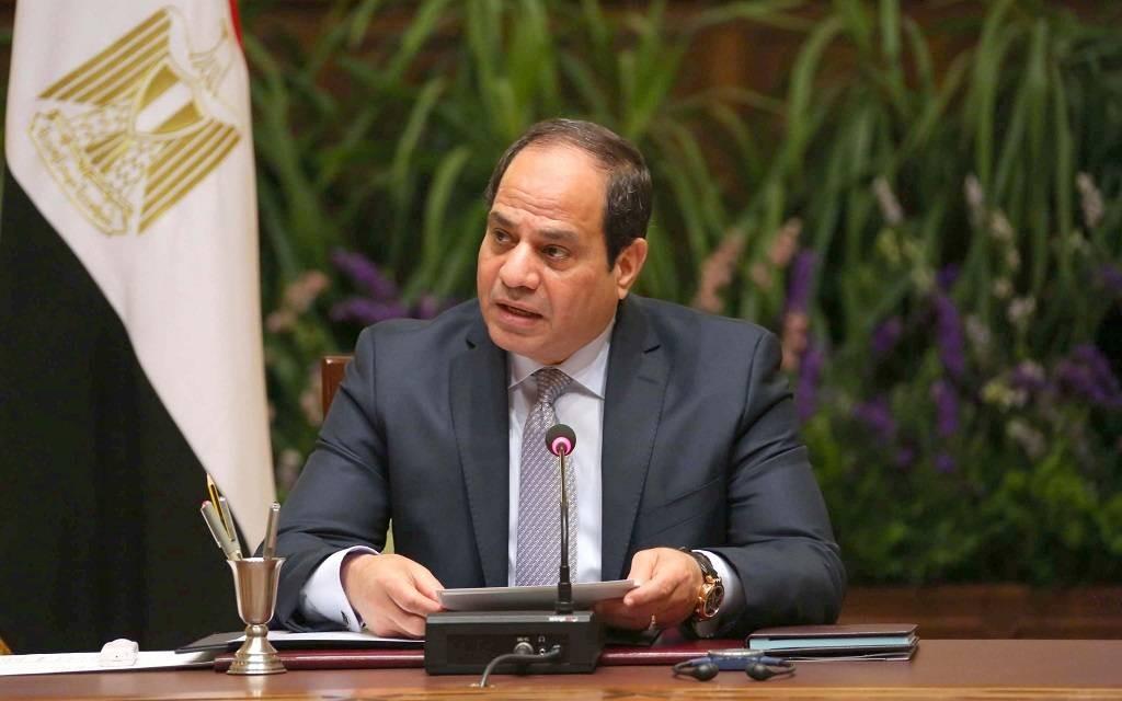"""الرئيس السيسي يوجه بالشراكة مع القطاع الخاص في مشروع """"مستقبل مصر"""""""
