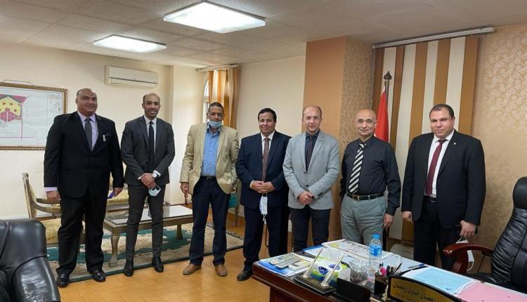 الالتزام البيئي: نعمل على دعم القطاعات الصناعية تحقيقا لاستراتيجية مصر 2030