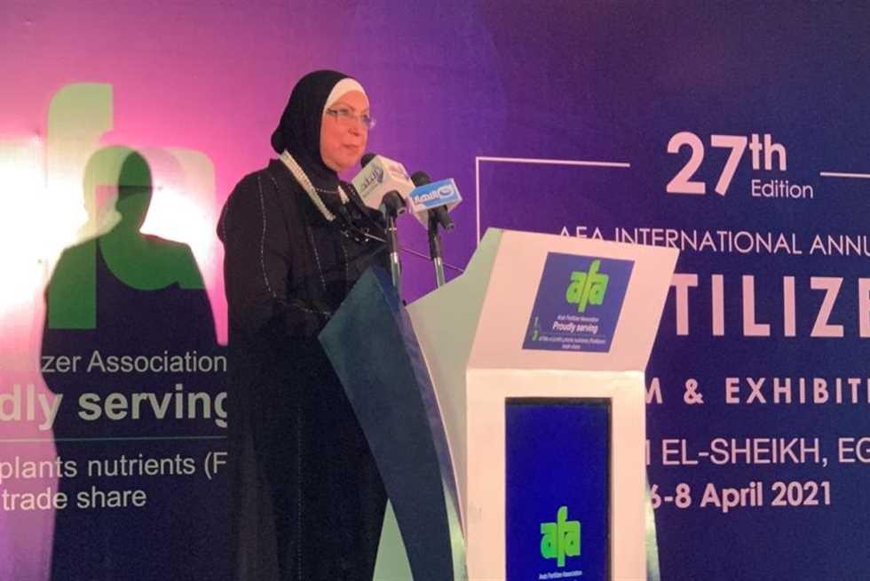 وزيرة التجارة: نهدف لبناء منظومة حديثة للصناعة المصرية أكثر حداثة وكفاءة