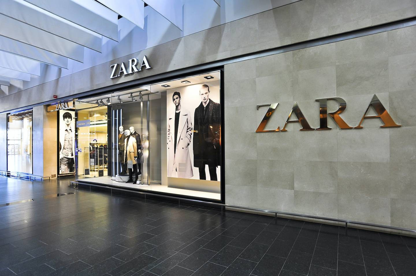 Historic Revenues for Inditex Group