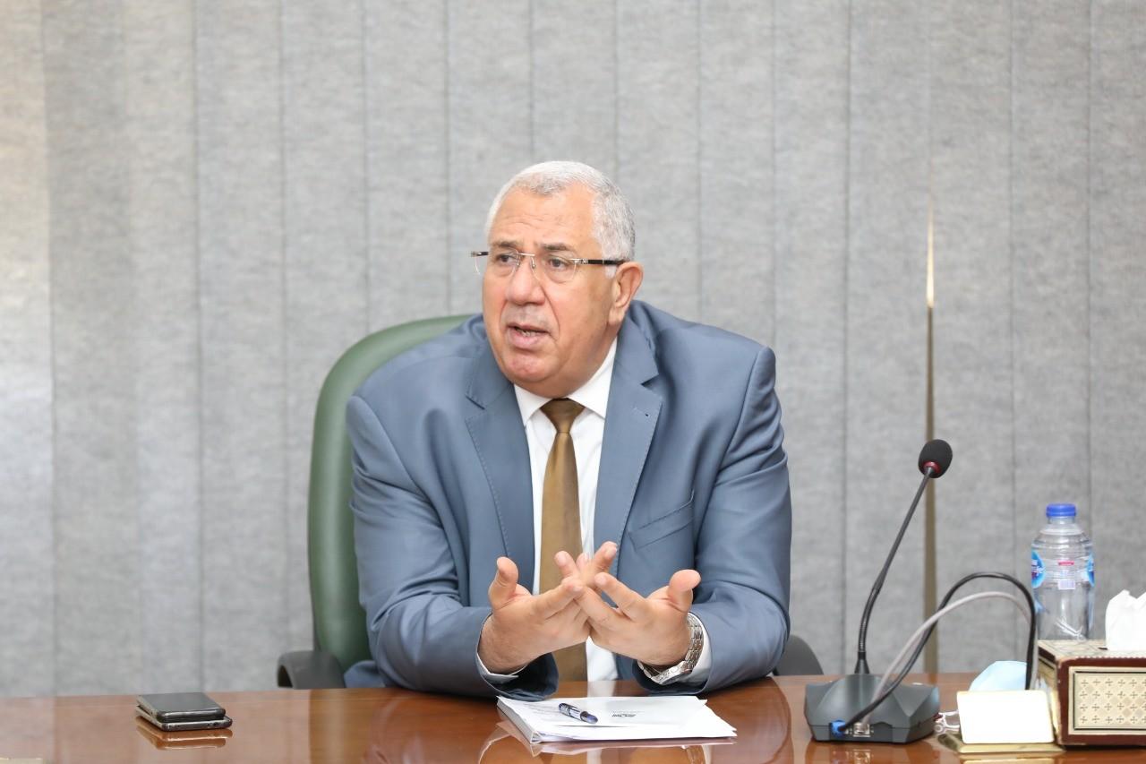 وزير الزراعة: شهدنا خلال الـ 7 سنوات الماضية نهضة غير مسبوقة بتوجيهات الرئيس السيسي